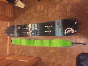 Splitboard 161cm K2 Ultra Split with skins