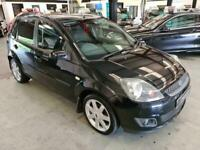 2008 Ford Fiesta 1.4 TDCI ZETEC SPEC-GREAT FIRST CAR ONLY 30 TAX-LOVELY LITTLE C