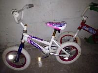 Great first bikes for little girls
