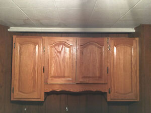 Overhead armoire/drawer/cabinet/storage/shelf/shelving unit