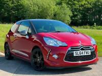 2014 64 Citroen DS3 1.6 e-HDi Airdream DStyle Plus for sale in AYRSHIRE