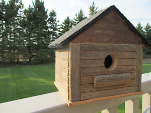 Hand Made Wooden Birdhouses Stratford Kitchener Area image 10