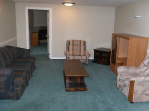 **MUST SEE CLEAN** Apartment in Waterloo-ALL UTILITIES&FURNISHED