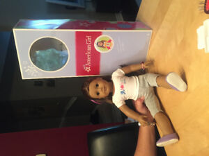 American Girl-New in the box - with TONS of accessories