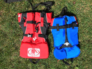 Two infant life jackets in new condition (sold together)
