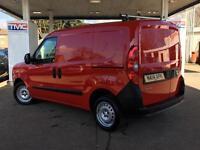 2014 Vauxhall Combo 1.3 CDTi 16v 2000 L1H1 Panel Van 3dr PANELVAN in RED