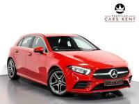 2018 Mercedes-Benz A Class A200 AMG Line Premium 5dr Auto Hatchback Petrol Autom