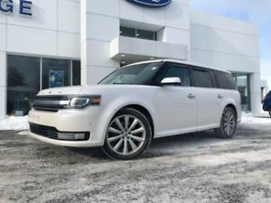2015 Ford Flex Limited w/EcoBoostLIMITED|AWD|ROOF|LEATHER|NAV|20