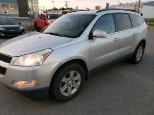 2010 CHEVROLET TRAVERSE LT AWD CUIR CAMERA 7 PASSAGERS