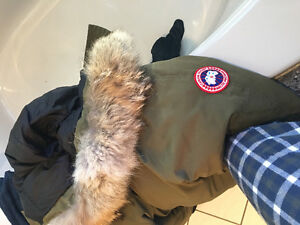 Excellent Condition Canada Goose Chilliwack Bomber