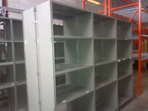 Metalware Industrial Shelving Units - Great prices!