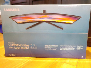 27 inch curved Samsung gaming monitor 27""