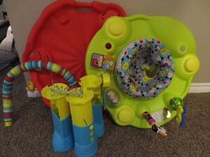 Exersaucer Available