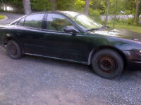 2003 Oldsmobile Alero- crash up derby car