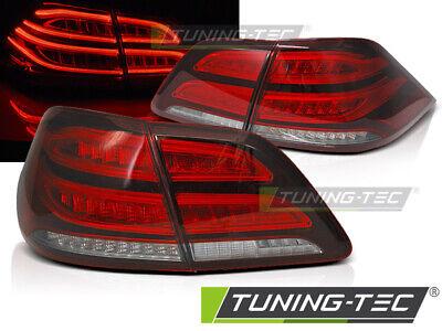 Mercedes Benz M-Klasse W166  Voll LED Rückleuchten Heckleuchten Rot klar 2011-15