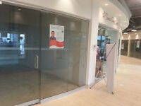 Rent / Lease Retail Store / Shop in Mississauga inside MALL