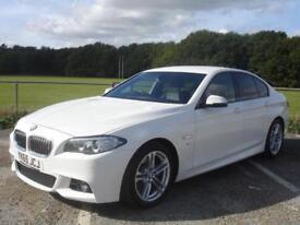 BMW 5 SERIES 2.0 518d M SPORT