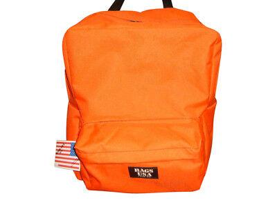 Backpack Emergency Orange Bagsearchrescue Backpacktrauma Bag Made In U.s.a.