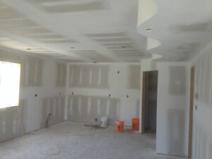 AS GOOD AS IT GETS DRYWALL TAPING @GREAT PRICE Windsor Region Ontario image 1