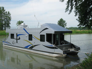 Houseboat for sale Kingston Kingston Area image 1