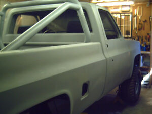 PROJECT FOR SALE   1986 CHEV 4X4 LONGBOX TRUCK