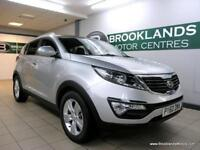 Kia Sportage 1.7 CRDI 2 2WD [3X KIA SERVICES, LEATHER and PANORAMIC ROOF]