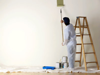 PAINTING CONTRACTOR : 250 470-7704
