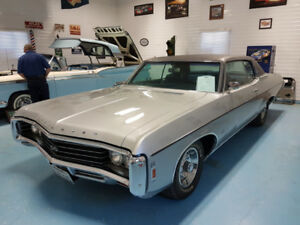1969 Chevrolet Impala 427SS (classic vehicle trades welcome)