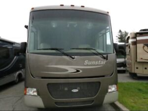 2013 ITASCA SUNSTAR 30T - Triple Slide Floorplan (Gas Class A)