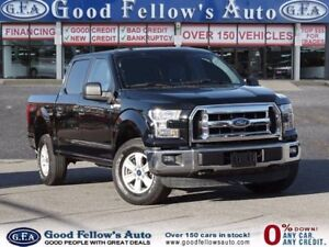 2016 Ford F-150 XLT MODEL, FWD, SUPERCREW, 8 CYL, 5.0 LITER