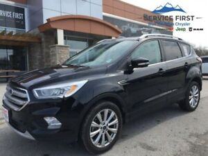 2017 Ford Escape Titanium  - Bluetooth, Rear Cam