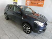2011 Nissan Qashqai+2 1.5dCi ***BUY FOR ONLY £45 PER WEEK***