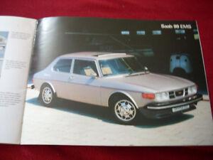 1976 Saab sales brochure Peterborough Peterborough Area image 7