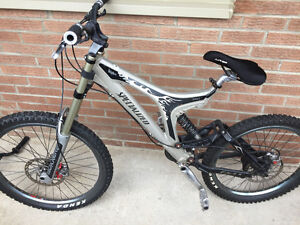 Specialized Downhill Race Mountain Bike
