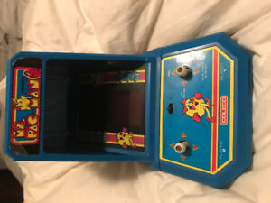 Ms Pac-man Tabletop Arcade 1982 Coleco 2395 Pacman Video Game