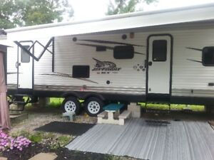 Jayco Jayflight Travel Trailer