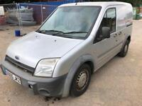 Ford TRAN CONNECT T200 LX TDCI 95k miles mot June 2019 drives well