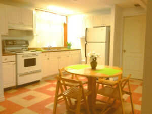 Visits TODAY 1BR+Den -- all inclusive -- ON DUNDAS
