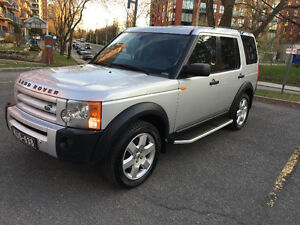 2006 Land Rover LR3 Fully loaded .. Navigation .. 7 passengers