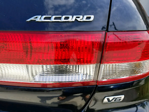 Honda Accord v6 EX-L