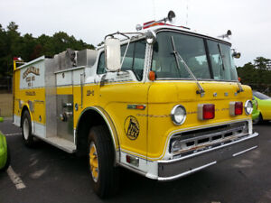 Looking For Fire Truck for donation