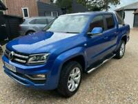 2016 Volkswagen Amarok 3.0 TDI V6 BlueMotion Tech Aventura Double Cab Pickup Aut
