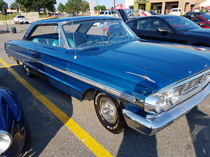 Newly Restored 1964 Ford Galaxie XL500 Hardtop