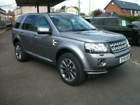 image for 2014 Land Rover Freelander 2.2 SD4 METROPOLIS 5DR AUTOMATIC Estate Diesel Automa