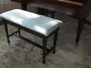 Antique Piano Bench