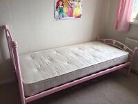 Girl's bed frame