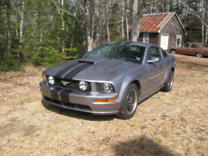 2007 Ford Mustang GT Coupe (2 door) AUTO 112 KM