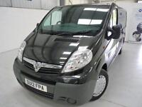 Vauxhall Vivaro 2900 CDTI LWB + 5 SERVICES + 1 OWNER + 2 KEYS
