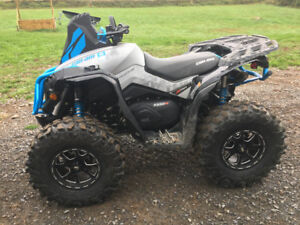 2017 CAN AM 1000 RENEGADE ($500 GIFT CARD WITH FINANCING)