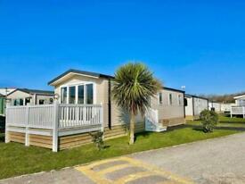 Luxury caravan for sale Lancashire Morecambe Bay Lake District